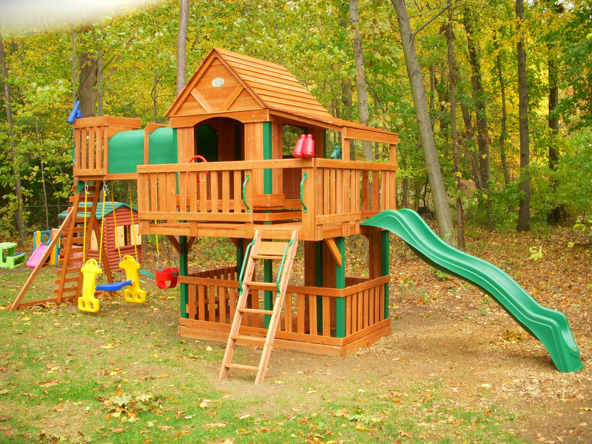 Swing Set Installation Nj Playset Installer Cedar Summit Premium