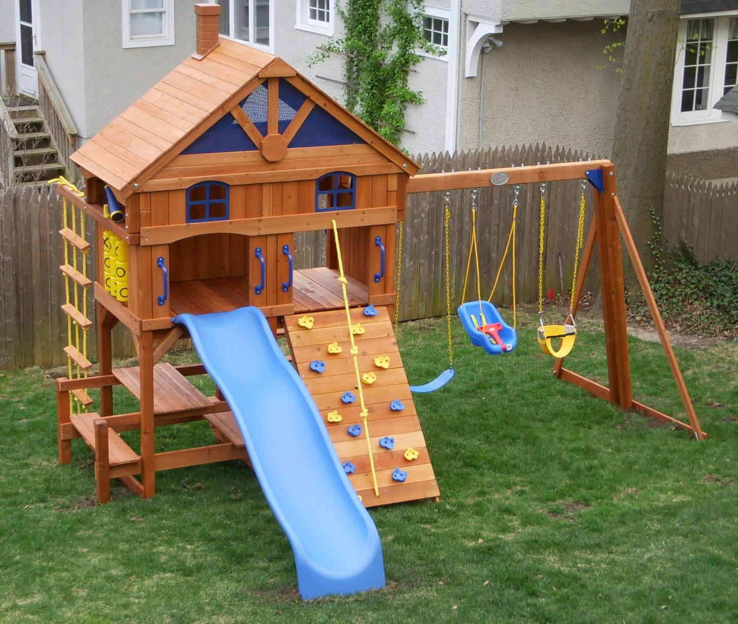 Outdoor Play Structures Costco Outdoor Ideas